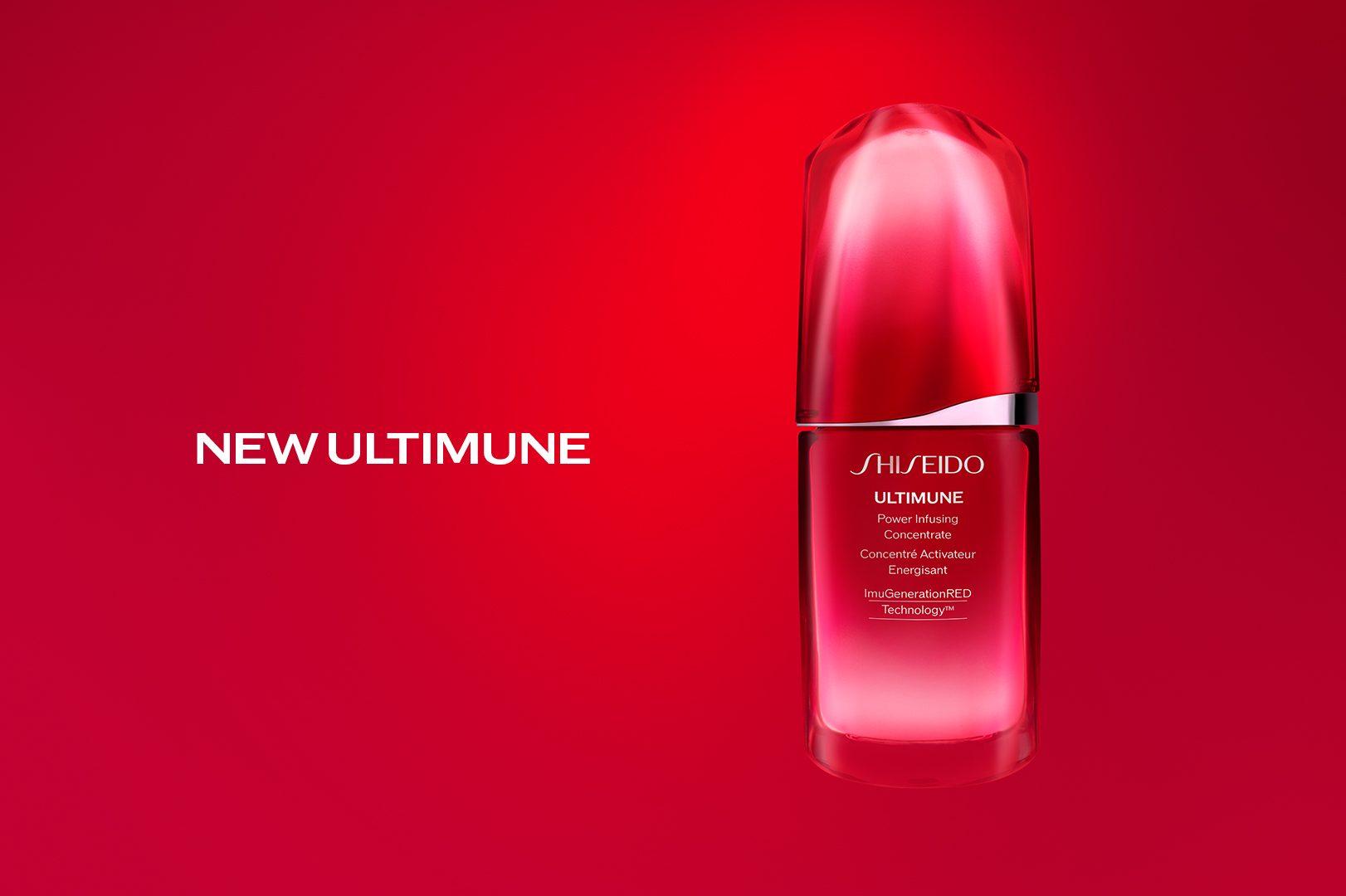 brand SHISEIDO <br /> Ultimune Social Asset