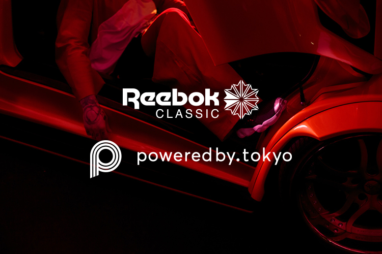 Reebok CLASSIC<br /> EVOLVE WITH THE STREETS
