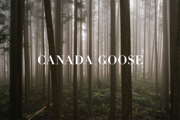 CANADA GOOSE<br />