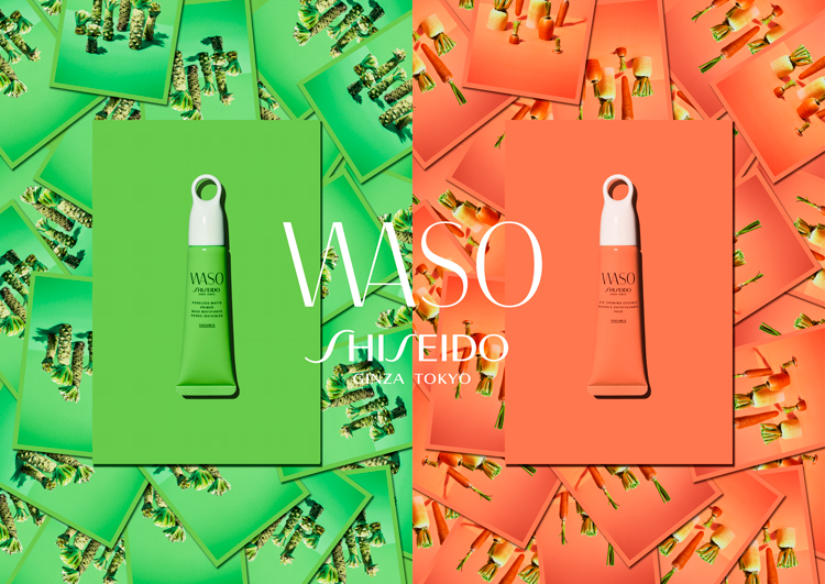 SHISEIDO WASO<br />