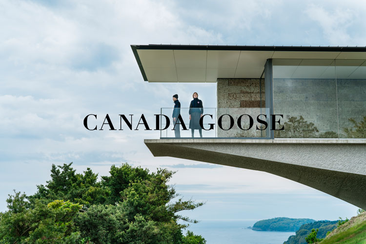 CANADA GOOSE <br /> LOFTED WOOL COLLECTION CAMPAIGN